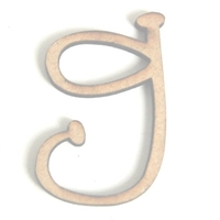 Εικόνα του Ξύλινα γράμματα g