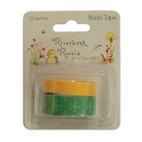 Picture of Washi Tape - Riverbank Revels