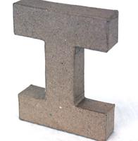 Εικόνα του 3D Γράμματα 10cm Γράμματα - I