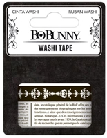 Picture of Black and White Washi Tape
