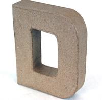 Εικόνα του 3D Γράμματα 10cm Γράμματα - D