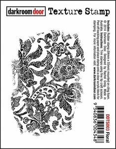 Picture of Texture Stamp - Floral