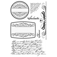 Picture of Soulmates - Clear Stamps