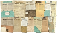 Picture of Misc Me Vintage Calendar Dividers