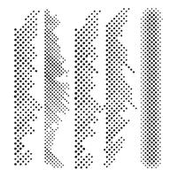 Εικόνα του Stencil 15x15 - Halftone Borders