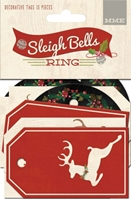 Picture of Decorative Tags - Sleigh Bells Ring