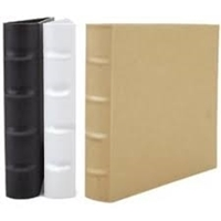 Picture of 8x8 Bamboo Spine Cover - All (3/4'')