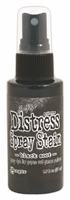 Εικόνα του Distress Stain Spray Ink - Black Soot