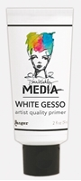 Picture of Dina Wakley White Gesso 2 oz.