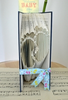Picture of Book Folding Pattern - Πατουσάκια