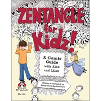 Picture of Design Originals: Zentangle for Kidz!