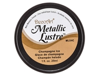Εικόνα του Δακτυλοπατινες Metallic Lustre - Champagne Ice