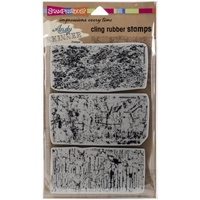 Picture of Stampendous Andy Skinner Cling Stamp - Industrial Set