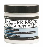 Picture of Ranger Texture Paste 4oz. Transparent Matte