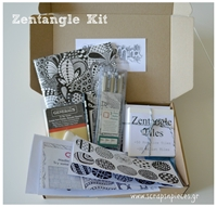 Picture of Zentangle Kit