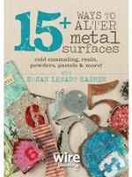 Picture of DVD: 15+ Ways to Alter Metal Surfaces