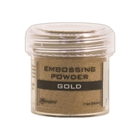 Picture of Embossing Powder - Gold