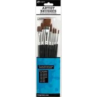 Picture of Dina Wakley - Artist Brush Set 7/Pkg