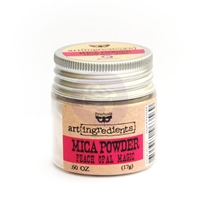 Picture of Finnabair Art Ingredients Mica Powder - Peach Opal Magic