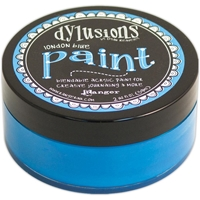 Picture of Dylusions Paint - London Blue