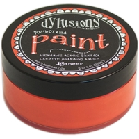 Picture of Dylusions Paint - Postbox Red