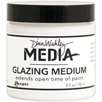 Picture of Dina Wakley Media Glazing Medium - 4oz