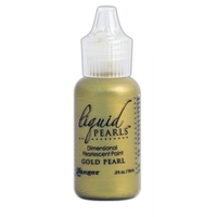 Picture of Liquid Pearls Gold Pearl