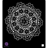Picture of Prima Designer Stencil 15X15 - Doily #4