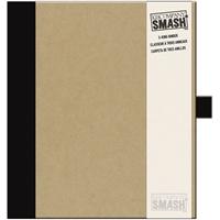 Picture of Smash 3-Ring Binder Kraft with Black