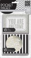 Εικόνα του Pocket Pages Specialty Cards - You Are Awesome