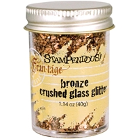 Εικόνα του Frantage Crushed Glass Glitter - Bronze