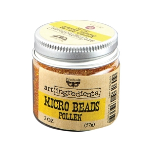 Picture of Finnabair Art Ingredients Micro Beads - Pollen
