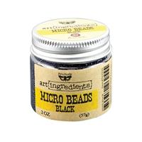 Εικόνα του Finnabair Art Ingredients Micro Beads - Black