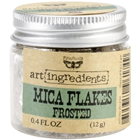 Picture of Finnabair Art Ingredients Mica Flakes - Frosted
