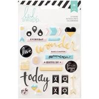 Εικόνα του Heidi Swapp - Memory Planner Puffy Stickers