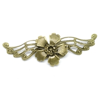 Picture of Filigree Flower Wing - Bronze