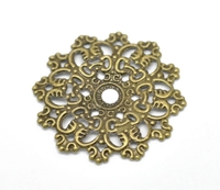 Picture of Filigree Fleur de Lys - Bronze Antique