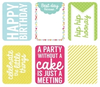 Picture of Captured Moments 3x4 Cards - Sprinkles