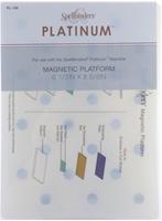 Picture of Spellbinders Platinum Magnetic Platform