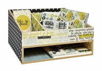 Picture of Beyond The Page MDF Scrapping Organizer