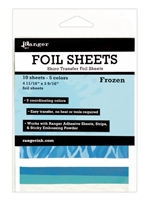 Picture of Transfer Foil - Frozen