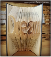Picture of Book Folding Pattern - Dream