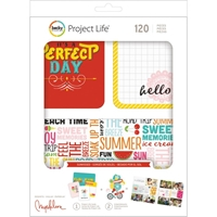 Picture of Project Life Value Kit - Sunkissed