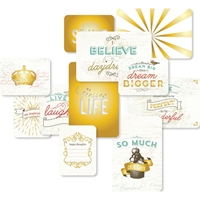 Picture of Project Life Specialty Foil Card Pack - Adventure