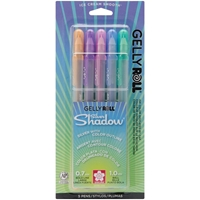 Εικόνα του Gelly Roll Silver Shadow Bold Point Pens