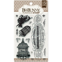 Picture of BoBunny Stamps - Romance
