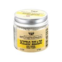 Εικόνα του Finnabair Art Ingredients Micro Beads - Silver