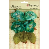 Picture of Botanica Blooms - Teal