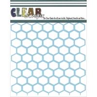 Picture of Clear Scraps Stencil - Chick