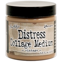 Picture of Tim Holtz Distress Collage Medium - Vintage
